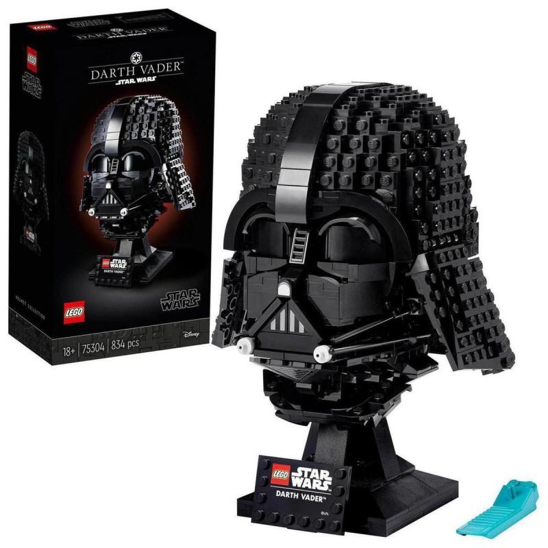 Lego Star Wars Casco Darth...