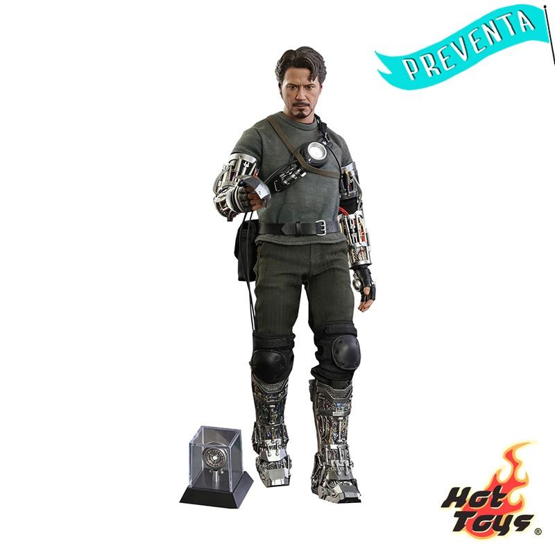 Figura Hot Toys Tony Stark...