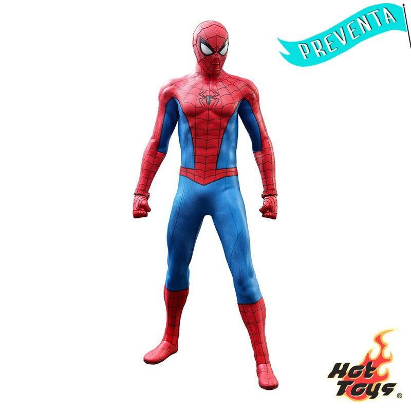 Figura Hot Toys Spider-Man...