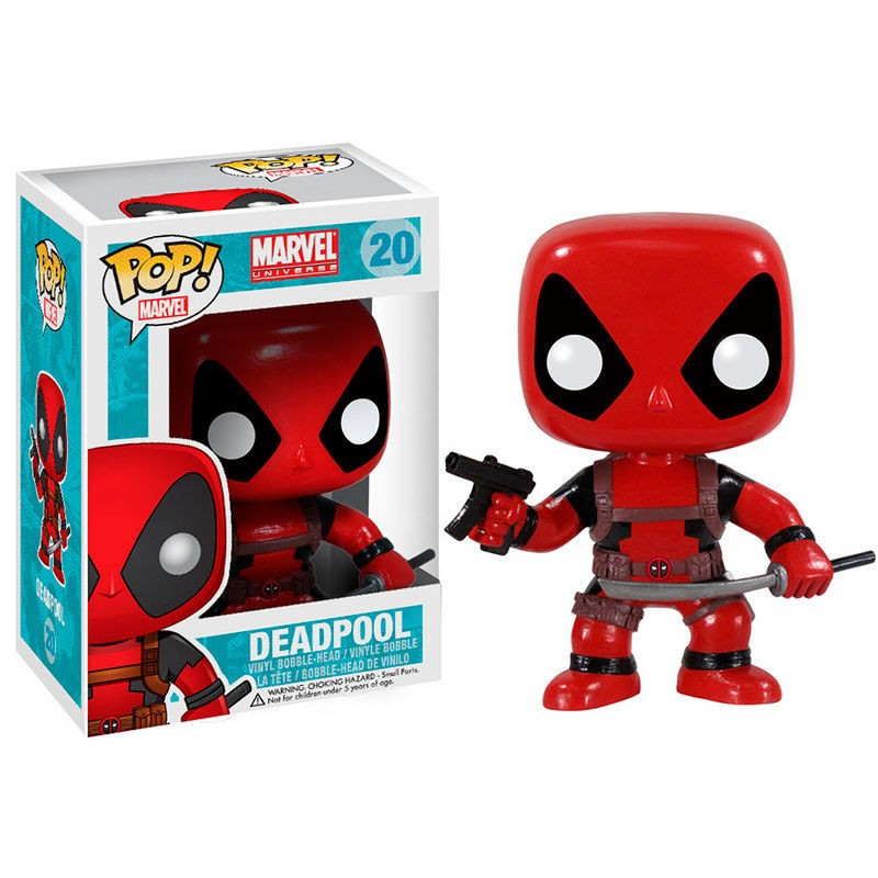 Figura POP Marvel Deadpool