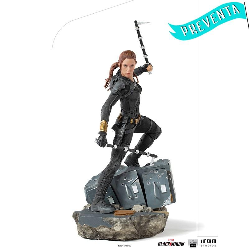 Estatua Black Widow BDS Art...