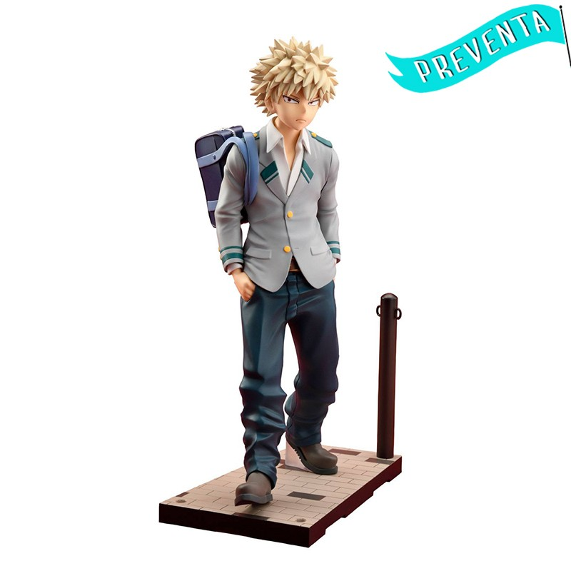 Estatua My Hero Academia...