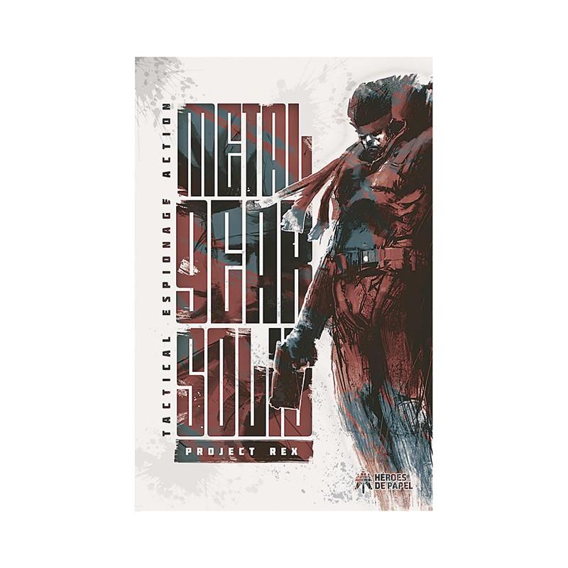 Metal Gear Solid - Project Rex