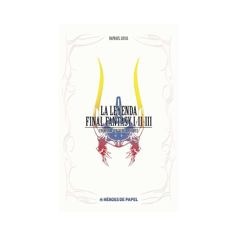La Leyenda Final Fantasy I,...