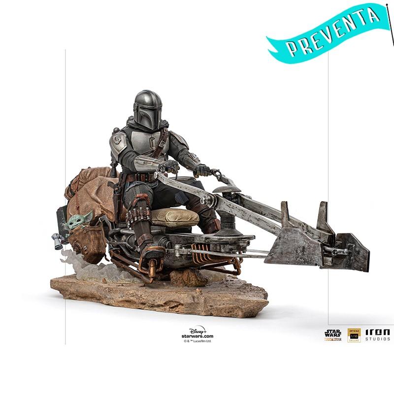Estatua Star Wars The...
