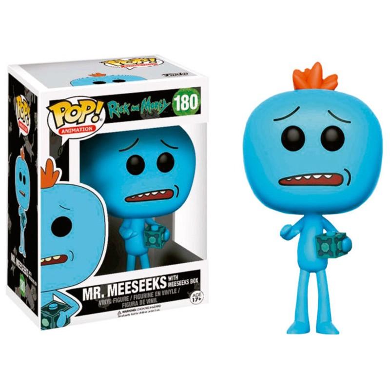 Figura POP Rick & Morty Mr...