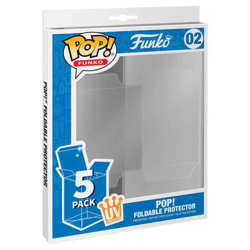 Caja protectora Funko POP...