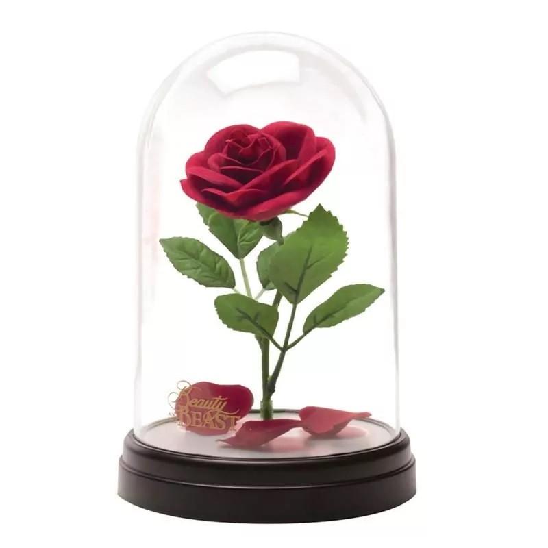 Lámpara Rosa La Bella y la...