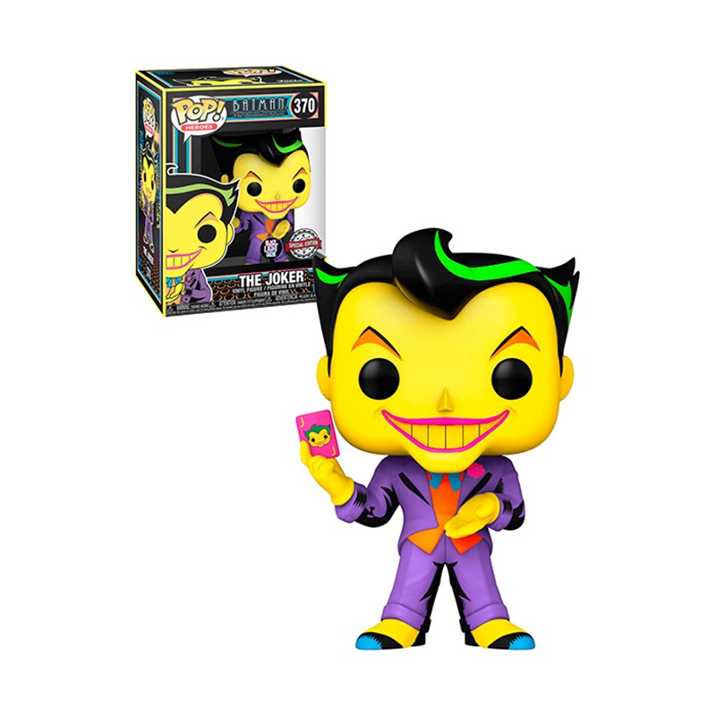 Funko POP Joker Black Light