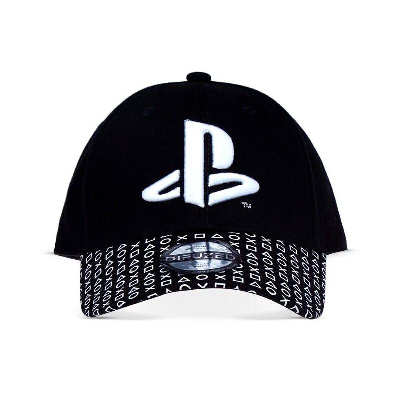 Gorra Logo PlayStation