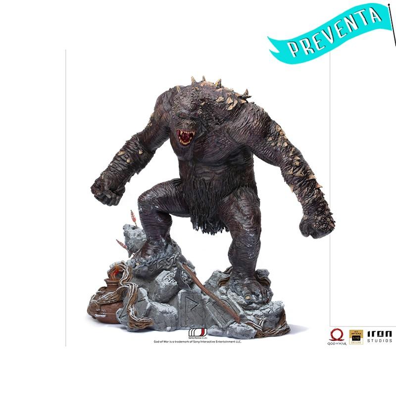 Estatua God of War 1/10 BDS...