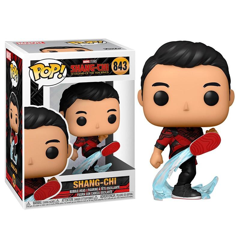 Funko POP Marvel Shang-Chi