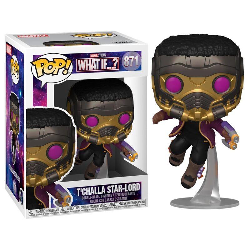 Funko POP Marvel What If...