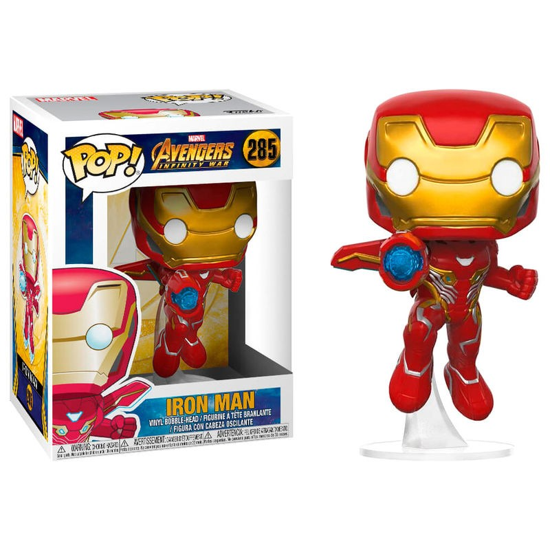 Figura POP Marvel Avengers...