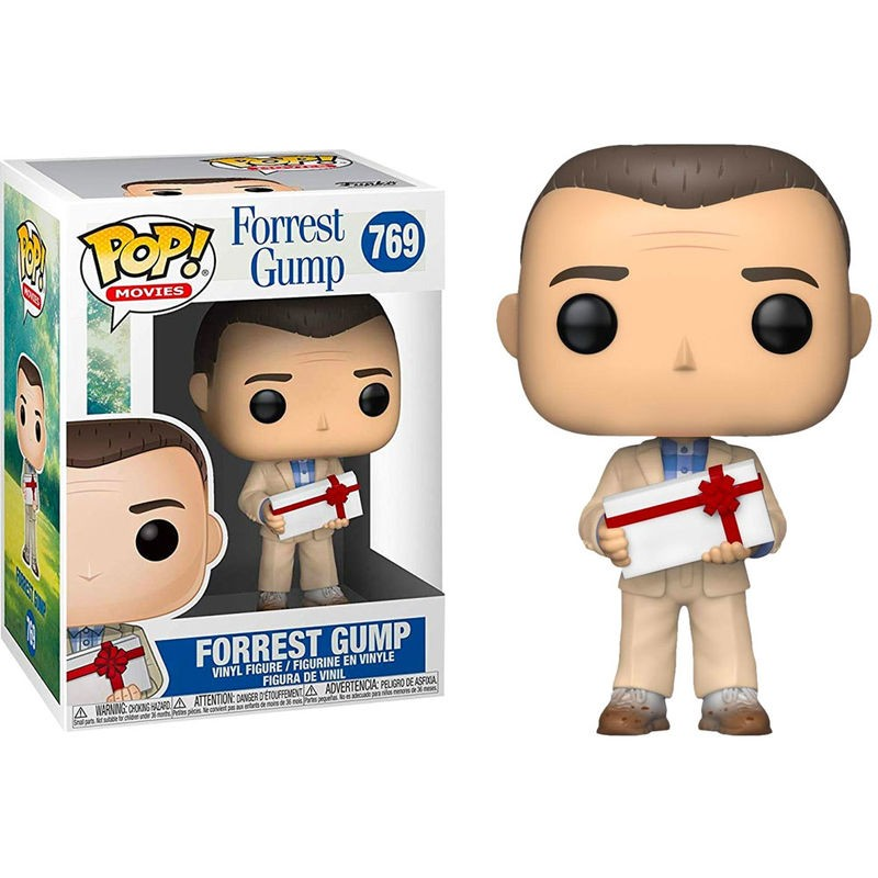 Figura POP Forrest Gump...