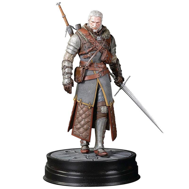 Estatua Geralt Grandmaster...
