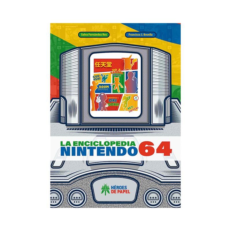 La Enciclopedia Nintendo 64