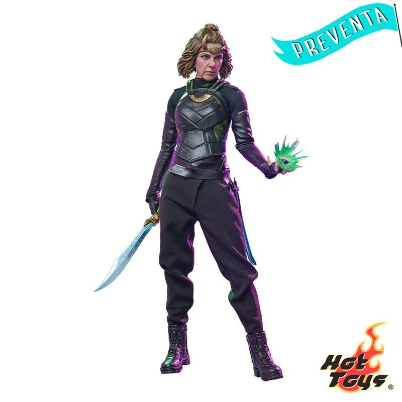 Figura Hot Toys Loki Sylvie...