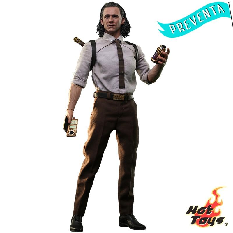 Figura Hot Toys Loki Loki 1/6