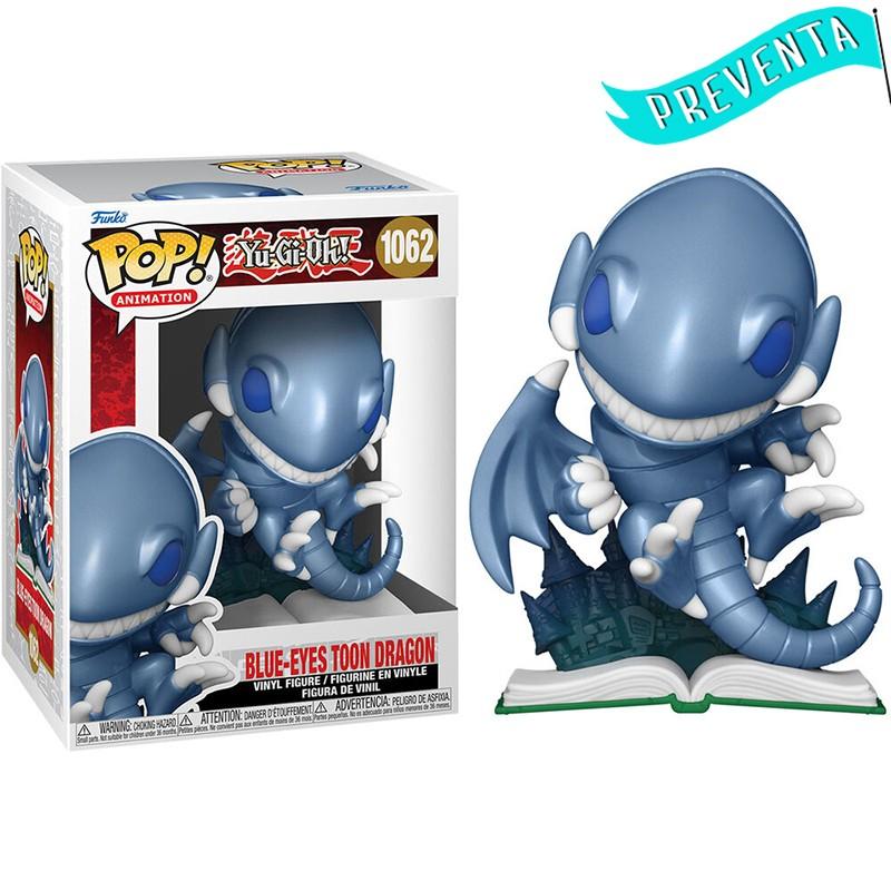 Funko POP Yu-Gi-Oh Blue...