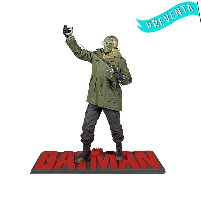 Estatua The Batman Movie...