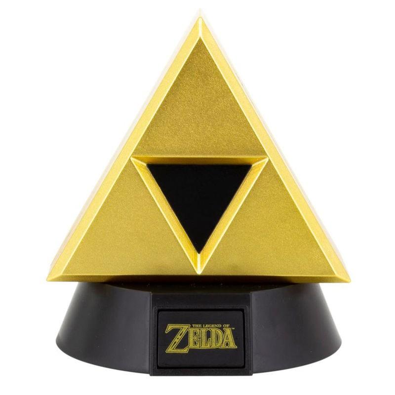 Mini Lámpara Triforce Zelda...