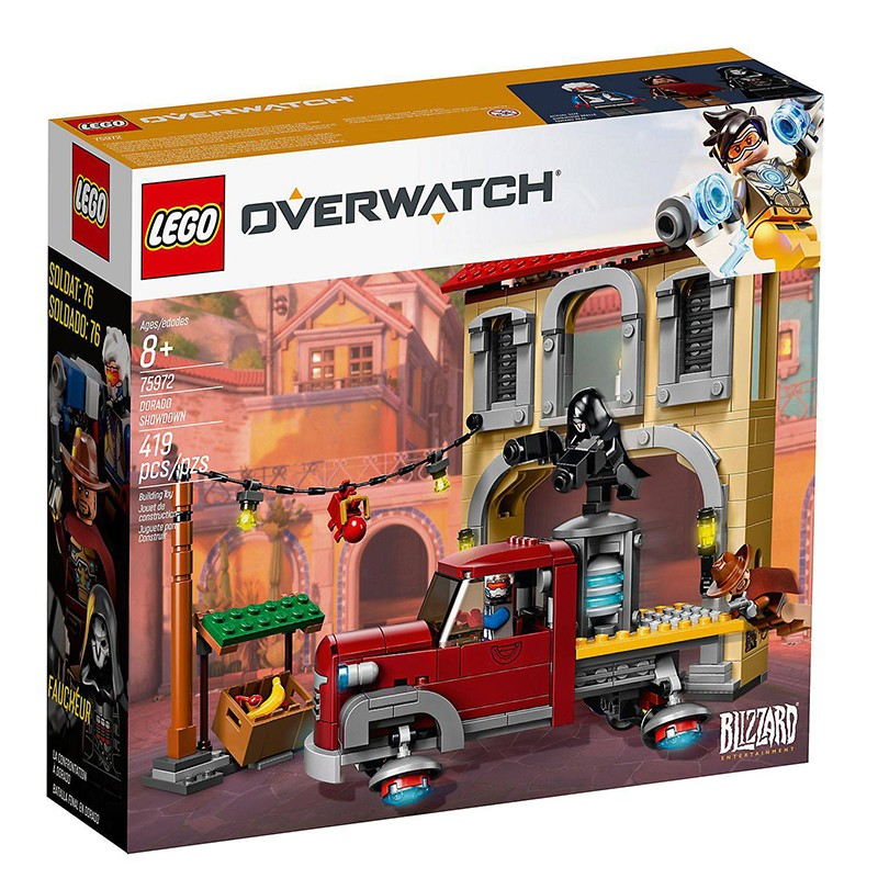 LEGO Overwatch - Batalla...