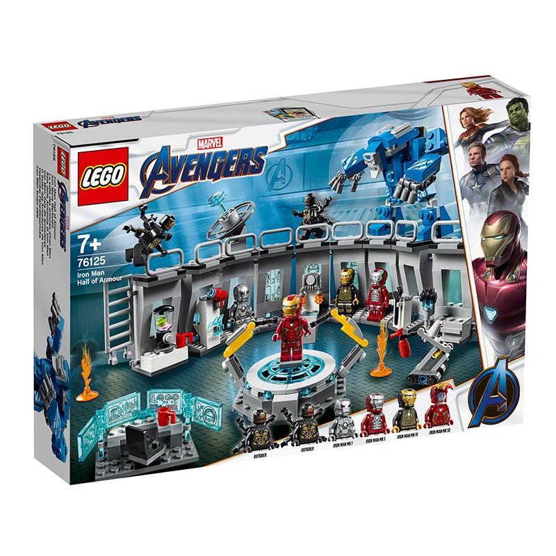 LEGO Marvel Vengadores -...