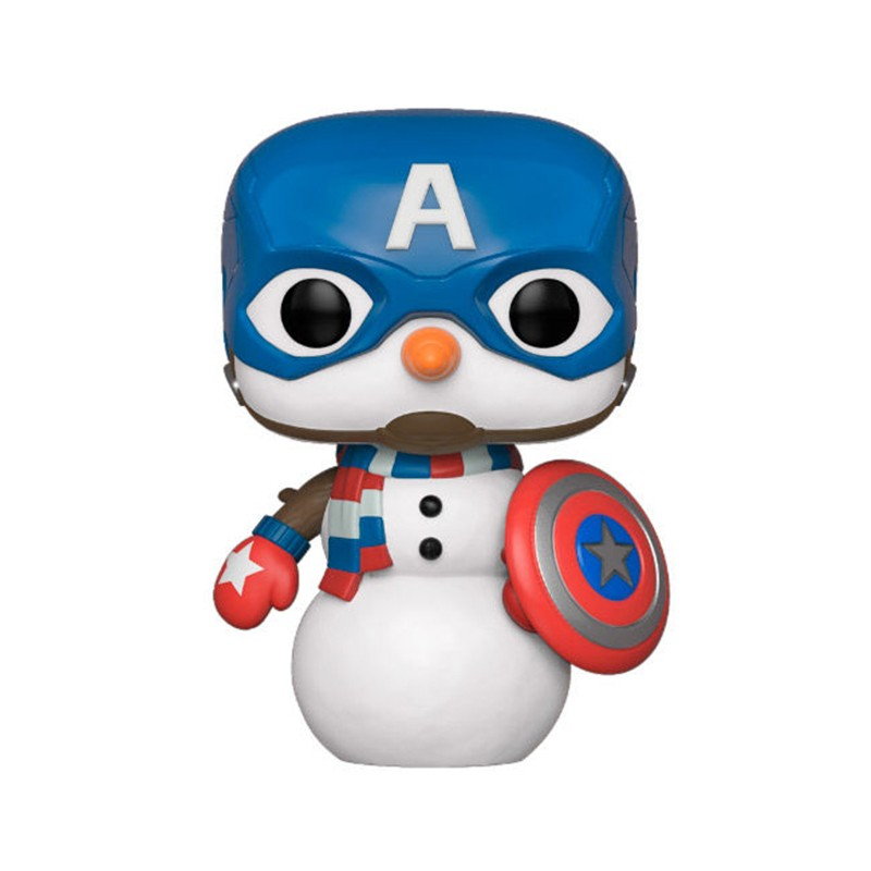 Figura POP Marvel Holiday...