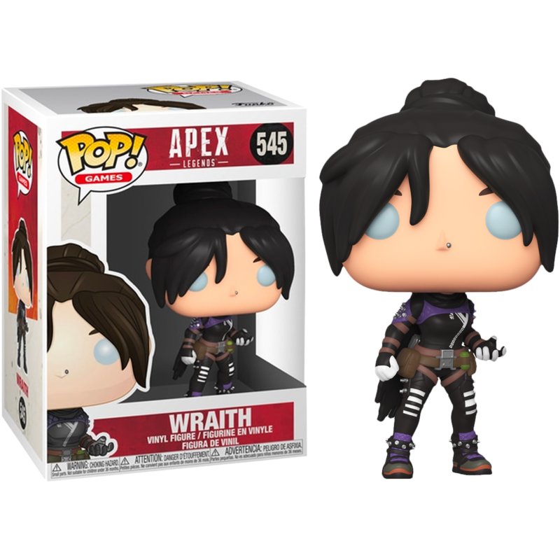 Figura POP Apex Legends Wraith