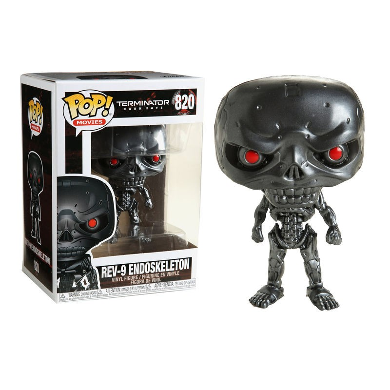 Figura POP Terminator Dark...