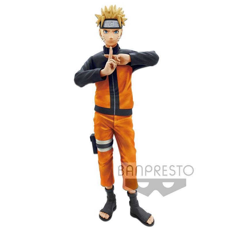 Figura Naruto Uzumaki...