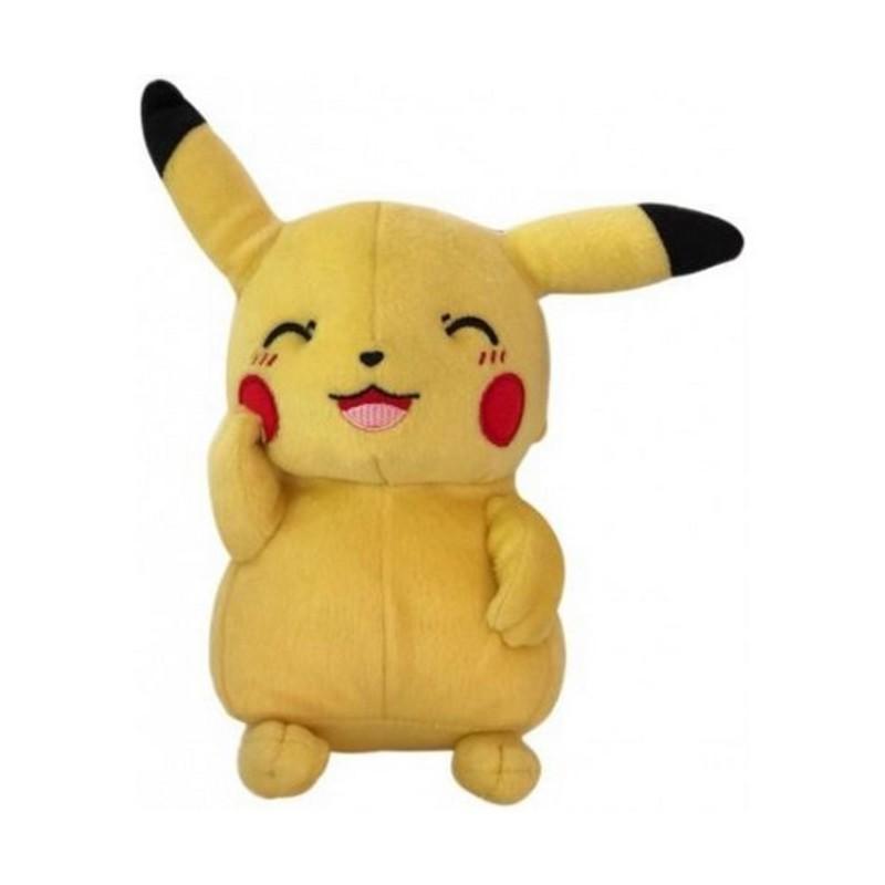 Peluche Pokemon Pikachu 18 cm