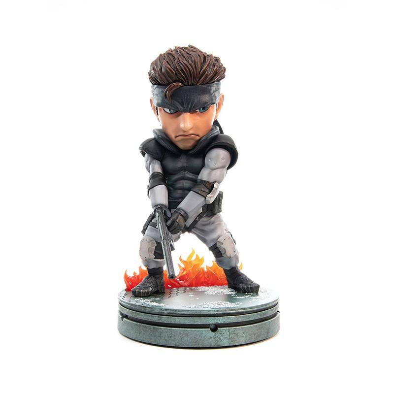 Metal Gear Solid Estatua...