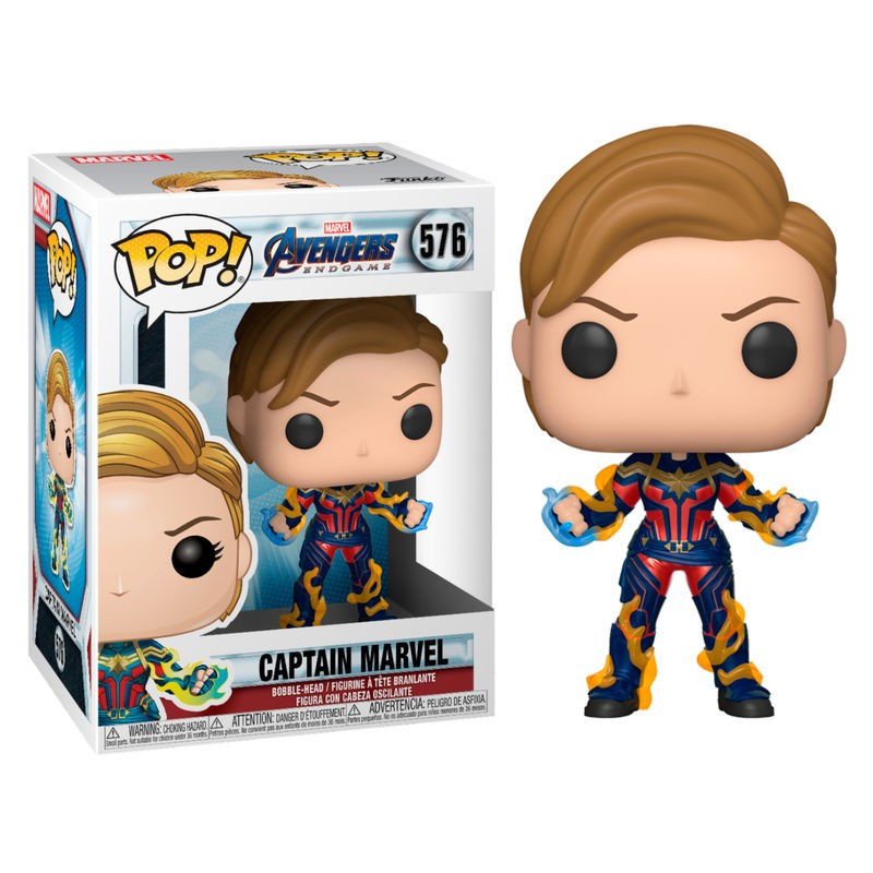 Figura POP Marvel...