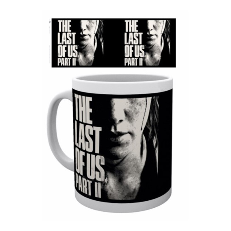 Taza The Last of Us Parte 2...