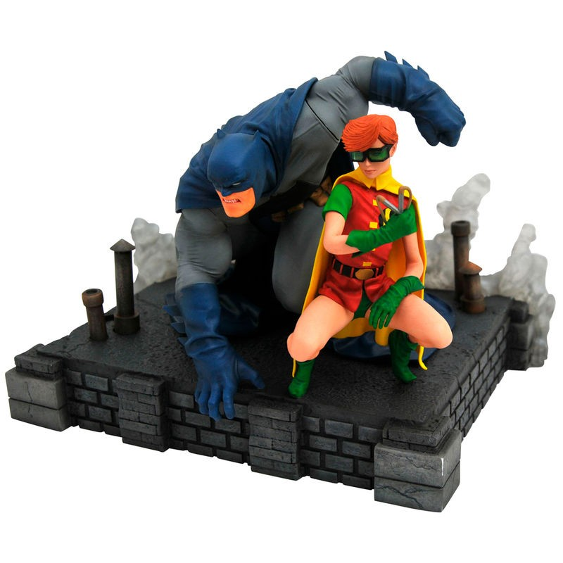 Estatua Batman & Robin The...