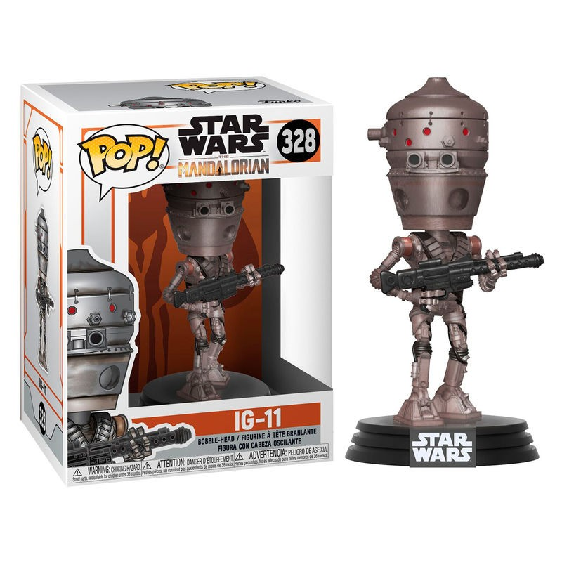 Funko POP Mandalorian Star...