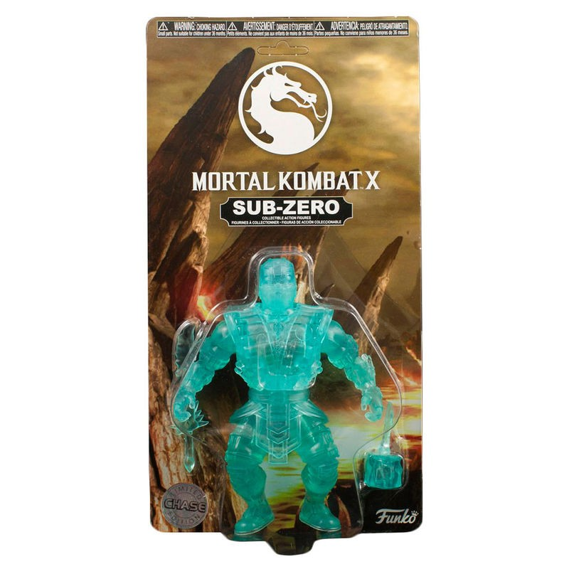 Figura action Mortal Kombat...