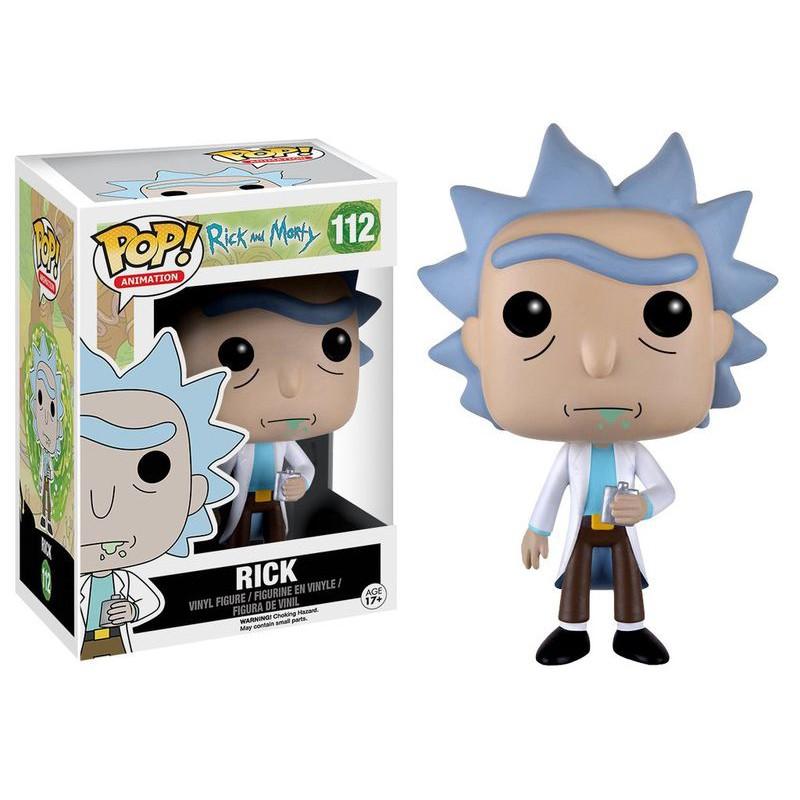 Figura POP Rick & Morty Rick