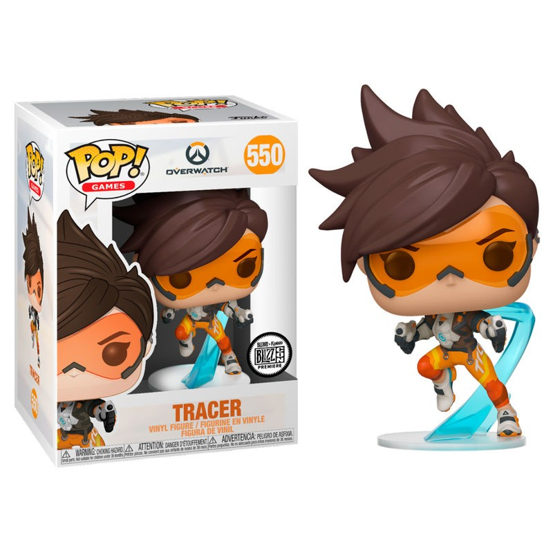 Figura POP Overwatch 2 Tracer
