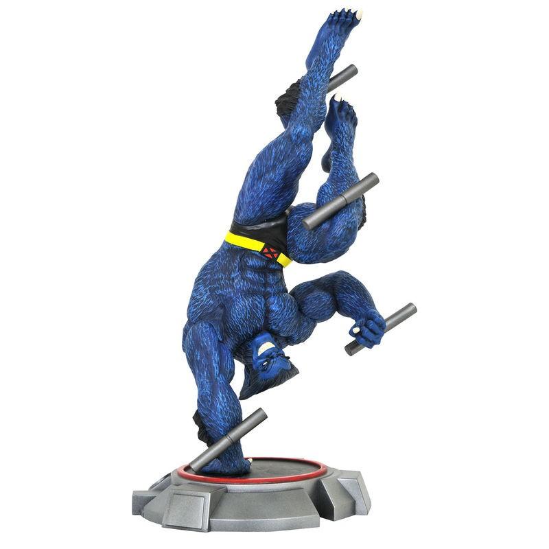 Figura diorama Bestia X-Men...