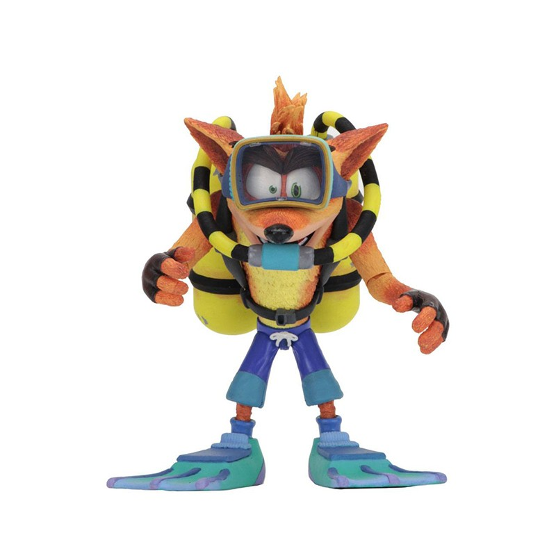Crash Bandicoot Figura...