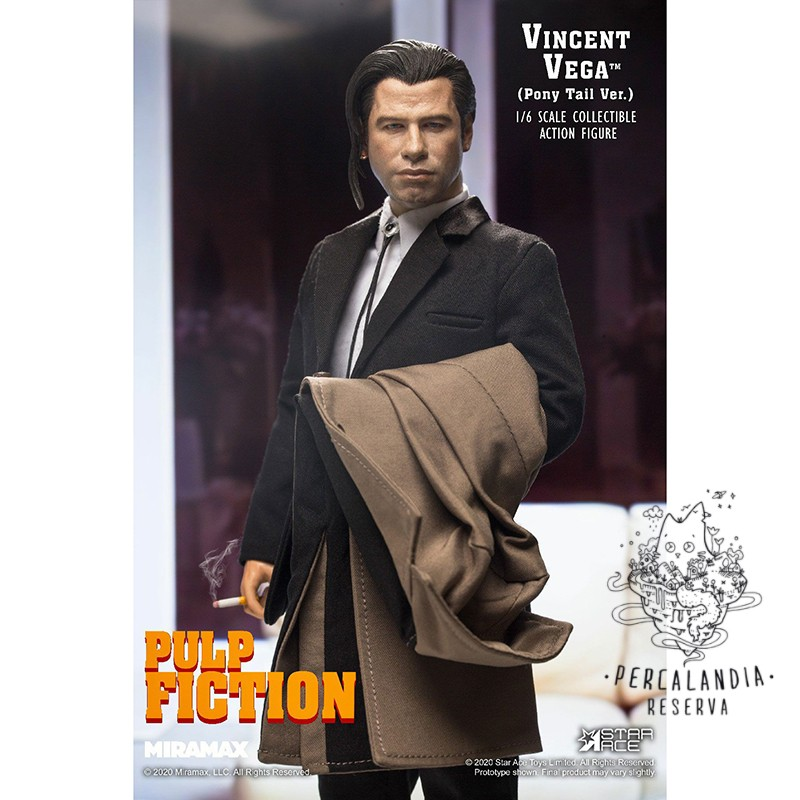 Pulp Fiction Figura My...