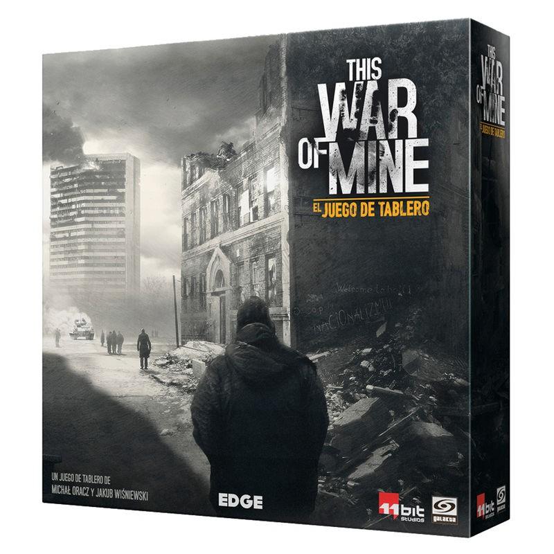 Juego mesa This War of Mine