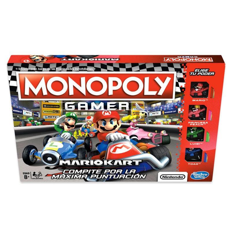 Juego Monopoly Gamer Mario...