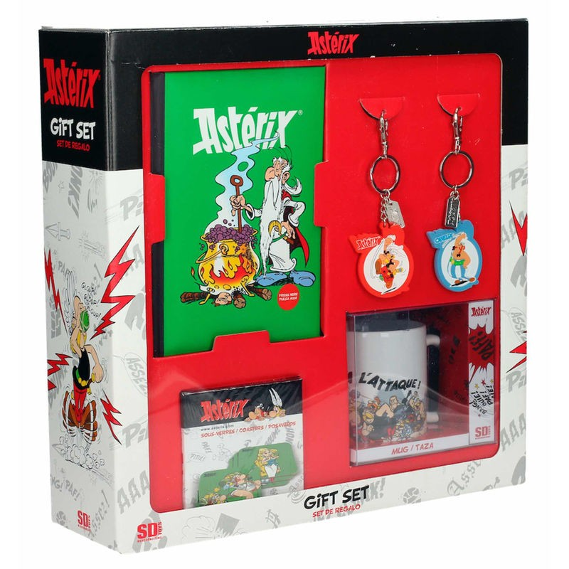 Set regalo Asterix
