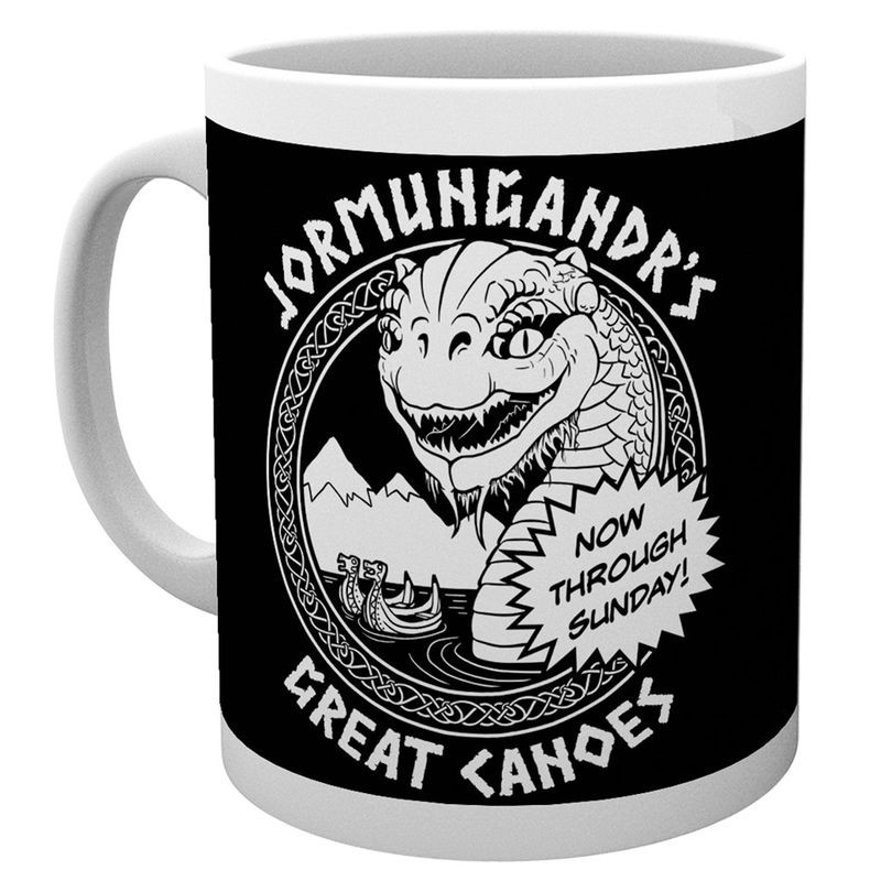 Taza Jormungahdrs God Of War