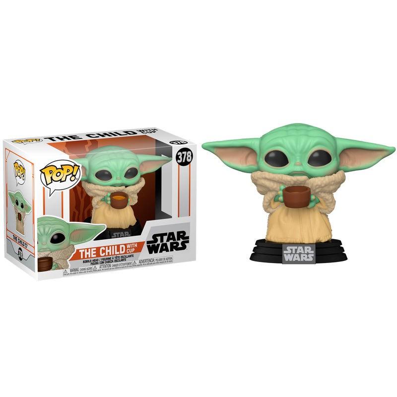 Funko POP Baby Yoda Child...