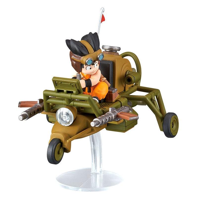 Figura Son Goku Jet Buggy...